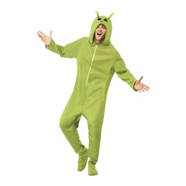 D�guisement D'alien Vert Taille : L