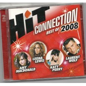 Hit Connection - Best Of 2008 (2cd) - Laurent Wolf , Lady Gaga ; Coldplay , Kylie Minogue , Julien Dor� , M Pokora , Amy Macdonald
