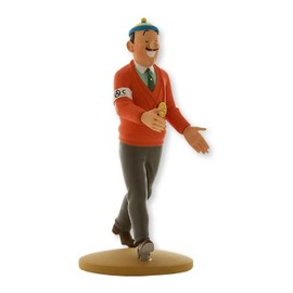 Figurine Tintin Collection Officielle Moulinsart Herg�: N�67 Seraphin Lampion Le Retour