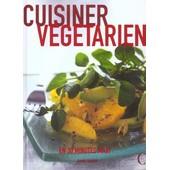 Cuisiner V�g�tarien En 30 Minutes Maxi de Joanna Farrow