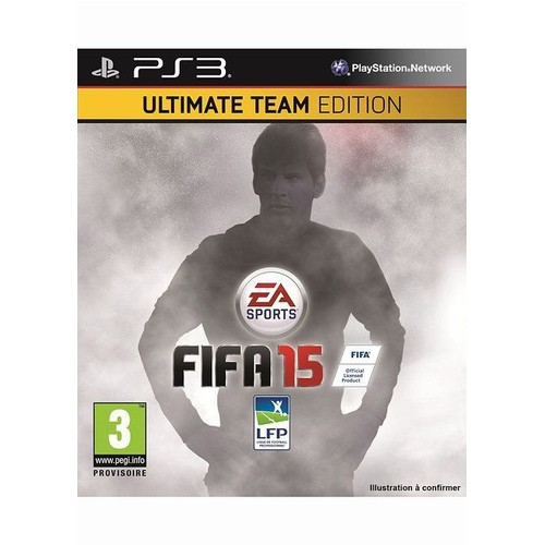 FIFA 15 Edition Ultimate Team PS3 - PlayStation 3