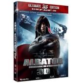 Albator, Corsaire De L'espace - Combo Blu-Ray3d + Blu-Ray2d de Shinji Aramaki