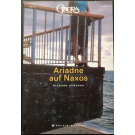 ariadne auf naxos - livret opéra bastille - 2004-2005