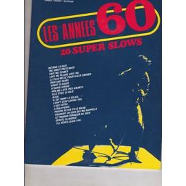 Partition piano gratuite annee 60
