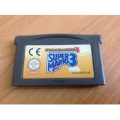 Super Mario Advance 4: Super Mario Bros. 3 - Ensemble Complet - Game Boy Advance