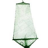 Hamac En Filet Vert Olive Od 200 X 75 Cm Avec Barres D Ecartement Transversales Bois Miltec 14442000 Airsoft Repos