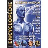 L'encyclop�die Du Corps Humain - Vo.1, 2, 3