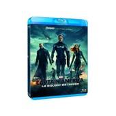 Captain America 2 : Le Soldat De L'hiver - Blu-Ray de Anthony Russo