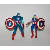 Marvel Captain America Miss America Toy Biz 70/80