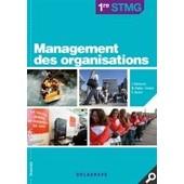 Management Des Organisations 1�re Stg de Collectif