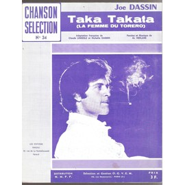 Taka Takata (La femme du torero) - Chanson sélection n° 34
