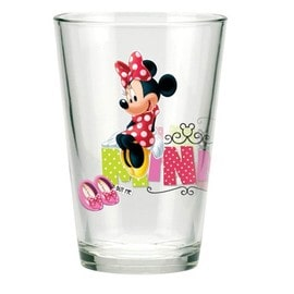 Verre � Jus De Fruit Minnie