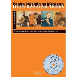 Irish Session Tunes The Orange Book + CD