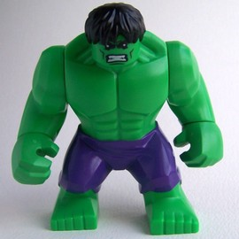 Mini Figurine Hulk Avenger