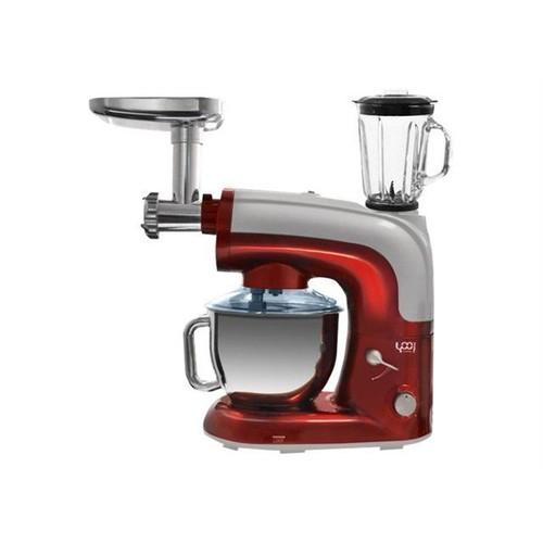 COOKYOO CY 5500 Küchenmaschine Rot 1000 W