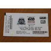 Billet Exposition Star Wars Identities - Trooper