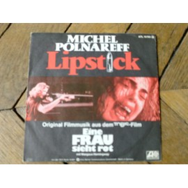 Lipstick Part 1 & 2 45t Allemand rare pochette