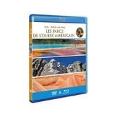 Antoine - Iles... �tait Une Fois - Les Parcs De L'ouest Am�ricain - Combo Blu-Ray+ Dvd de Antoine