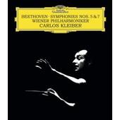 Beethoven - Symphonies Nos. 5 & 7 - Wiener Philharmoniker de Carlos Kleiber