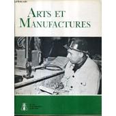 Arts Et Manufactures N�184 Mars 1968 - Electronique S�curit� Et �conomie - Pr�vention En Milieu De Travail - Le Risque D'incendie Industriel - La S�curit� Des Appareils � Pression Etc. de COLLECTIF