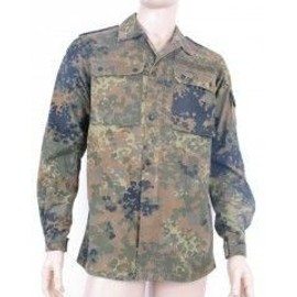 Allemande Ca Veste Camo Armée Camouflage Flecktarn HEDYW29I