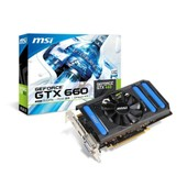 MSI GEFORCE GTX 660 2GB GDDR5