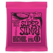 Ernie Ball Super Slinky 9-42 - Jeu De Cordes Guitare �lectrique - P02223