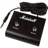 Footswitch 2 Voies Canal/Reverb Pour Marshall Dsl40/100