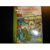 Geronimo Stilton Le Gang Du Chat Geant de geronimo stilton