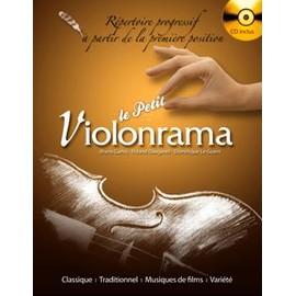 Le Petit Violonrama - Répertoire Progressif À La Première Position (1cd Audio)