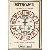 Astrogame Par Brigitte Badel - Jeu De 120 Cartes Avec Livret Explicatif