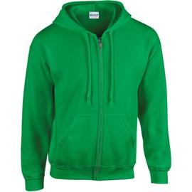 Sweat-Shirt Zippe Capuche Homme Gildan