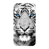 Coque Blue Eyes Collection Tigre By Moxie Pour Iphone 5/5s