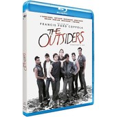 The Outsiders - Director's Cut - Blu-Ray de Francis Ford Coppola