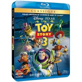 Toy Story 3 - Blu-Ray de Lee Unkrich
