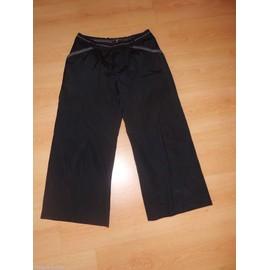 Pantalon One Step Taille 40 Noir - � -75%*