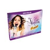 Violetta, Le Concert - Coffret Sp�cial Fans - Dvd + Cd-Audio + Goodies