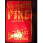 Remember Me 3 The Last Story de christopher pike