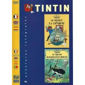 Tintin - Le Secret De La Licorne + Le Tr�sor De Rackham Le Rouge de St�phane Bernasconi