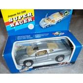 Super Racer - Jaguar Xj 220 Gris M�tal 1:43