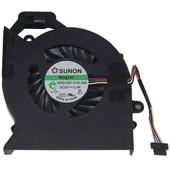 Ventilateur Fan Pour PC HP Pavilion DV6-6000 (Les cartes graphiques int�gr�es / Integrated graphics), MF60120V1-C180-S9A (DC 5V 2.0A)