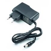 Qumox 12w Bloc D'alimentation Ac Adaptateur Secteur 100-240v Vers 12v 1a Avec Prise Ue Pour Ruban Led Rvb Rgb