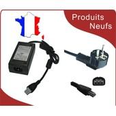Adaptateur Alimentation Chargeur pour Imprimante HP COMPAQ Photosmart C4280 Visiodirect