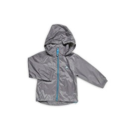 Peak Mountain - Coupe Vent Gar�on Ecarain38-Gris-3 Ans