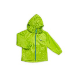 Peak Mountain - Coupe Vent Gar�on Ecarain38-Vert-3 Ans