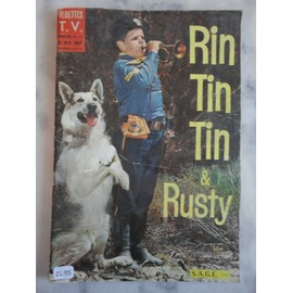 Rintintin Et Rusty - Vedettes T.V. 12