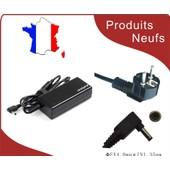 65W Chargeur marque compatible pour Asus Zenbook UX21A UX31A UX32A UX32VD UX42A UX42VS UX52A UX52VS Serie,19V 3.42A,4.0mm*1.35mm