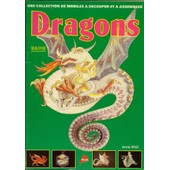 Dragons Mobiles � D�couper de Anne Wild