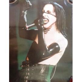 Affichette/mini poster Marilyn Manson