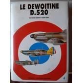 Le Dewoitine D 520 de Raymond Danel et Jean Cluny
